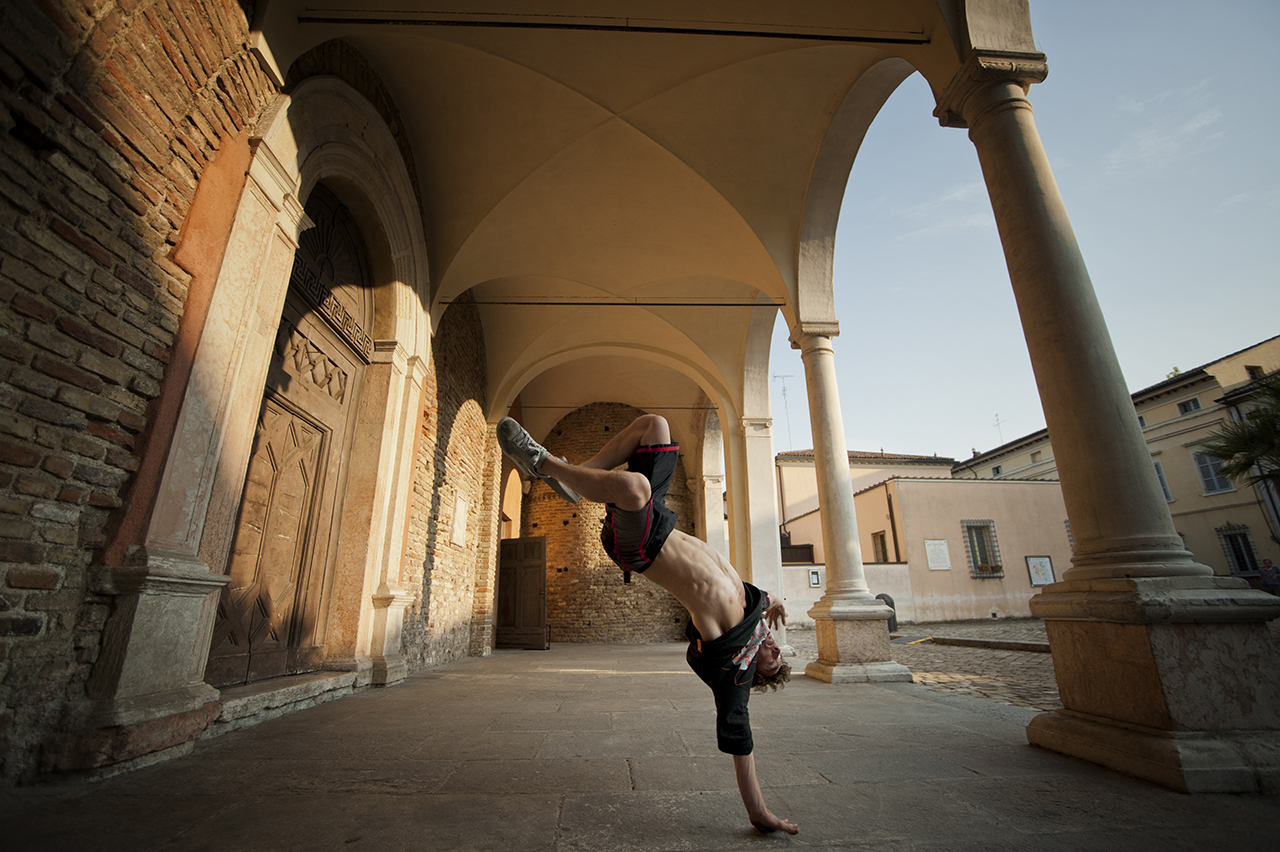 A Ravenna Apollinare - Breakdance