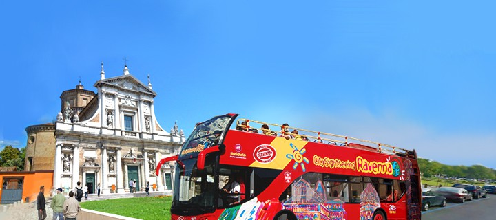 City Sightseeing, scoprire Ravenna in bus